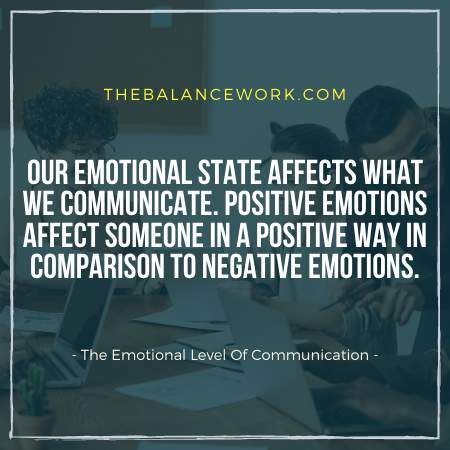 The Emotional Communications