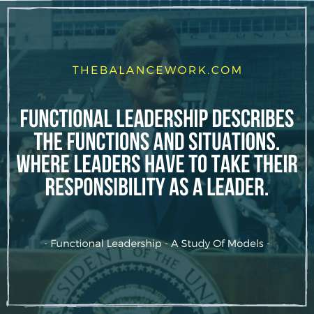Functional Leadership - A Study Of Models