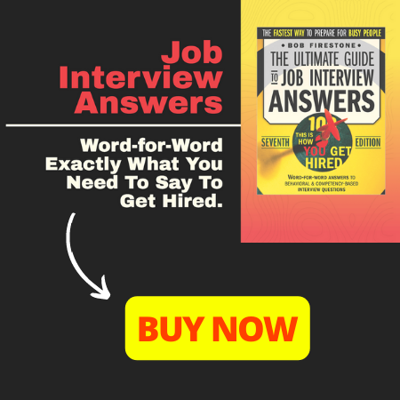 Job Interview Answers