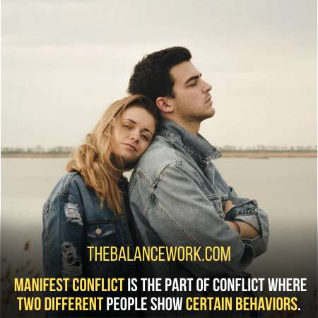 Manifest Conflict Is Fourth Stage Of Conflict