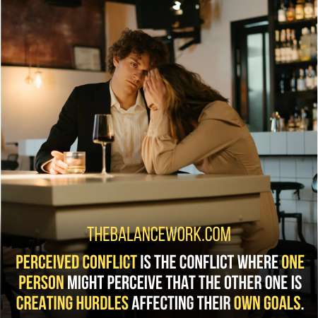 Perceived Conflict Is The Second Stage Of Conflict