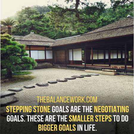 Stepping Stone Goals