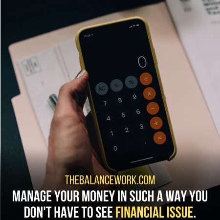Avoid Suffering From Financial Downfall