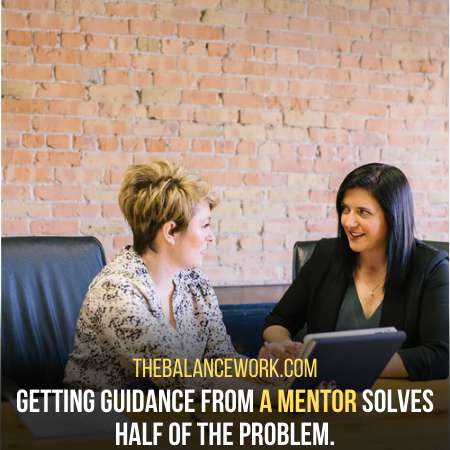 Discuss With A Mentor For A Solution