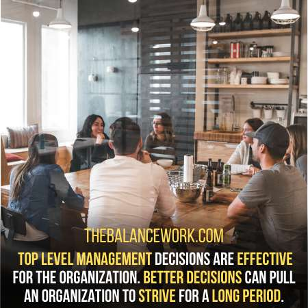 Top-level Management In Managerial Decision Making