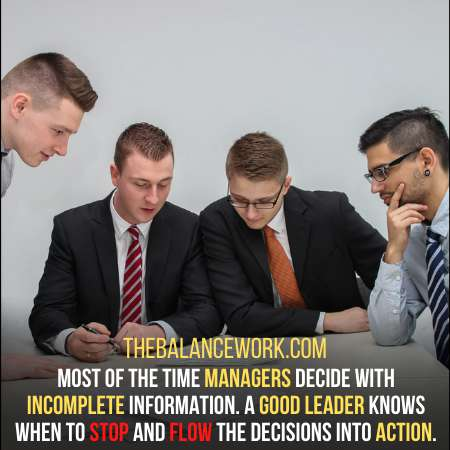 What Amount Of Information Do do You Need To Decide Better In Managerial Decision Making