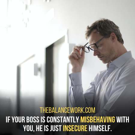 AmateurishWay oftalking - Signs Your Boss Does Not Respect You