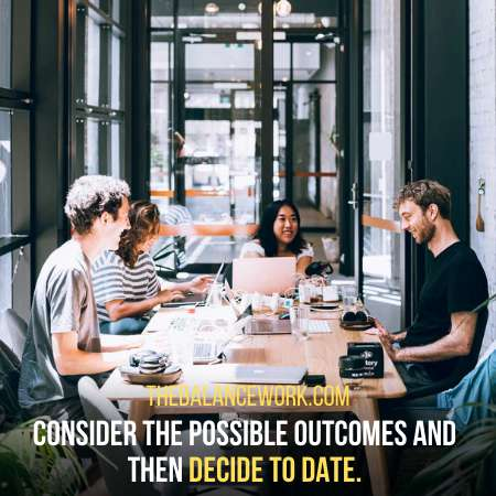 Dating Can Be Harmful At Work So Be Cautious