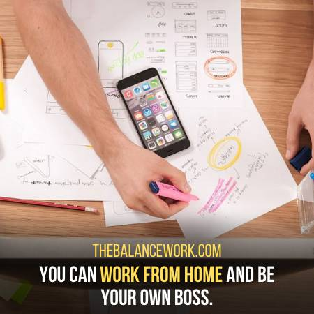 Freelancing Lets You Work In Your Own Pace