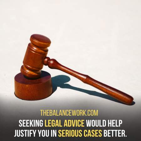 Let The Law Handle Your Case - The Appropriate Approach