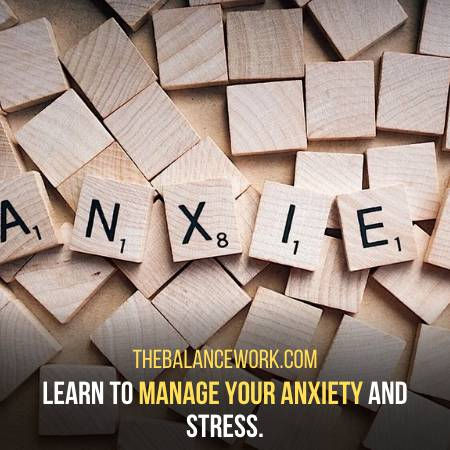 Learn To Manage Your Stress-levels