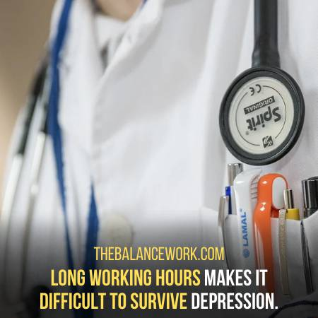 Nursing Is Not For You If You Are Suffering From Depression