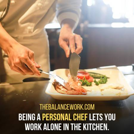 You Can Work As A Personal Chef