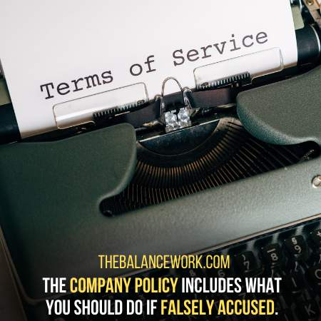 Refer Yourself To Take A Look At The Company's Formal Guidelines