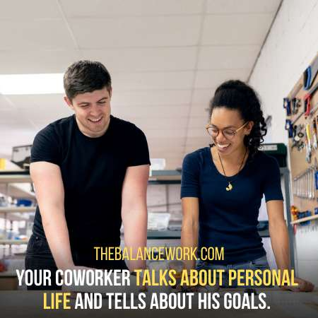 Talks To You About His Personal Life