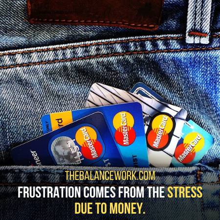 You Are Continuously Stressed For Your Spending