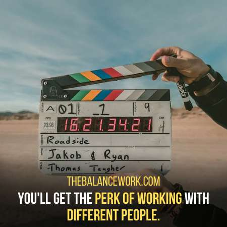 Go For Being An Art Director Or Producer