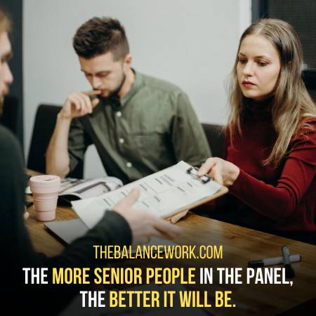 Senior Management Interviews The People Who Have More Chances To Get In