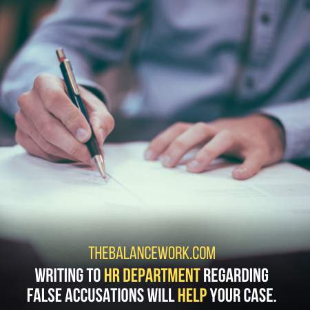 Writing A Letter To The Company's HR Department - The Proficient Way