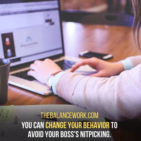 Make Changes In Your Behavior As Per Your Boss Will