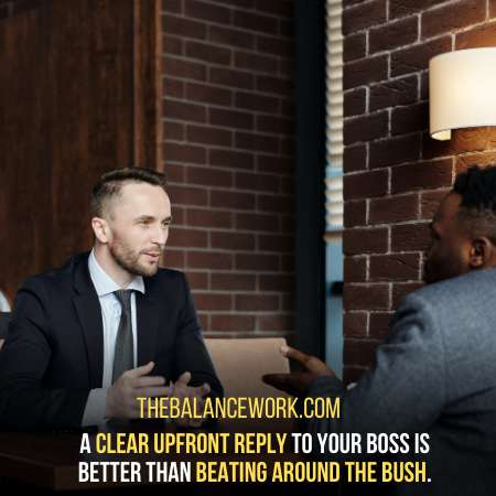 How To Deal With A Condescending Boss? A Clear Upfront Reply