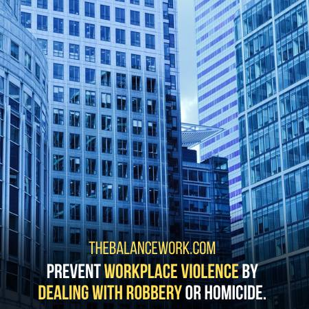Take Measures For Workplace Violence Prevention