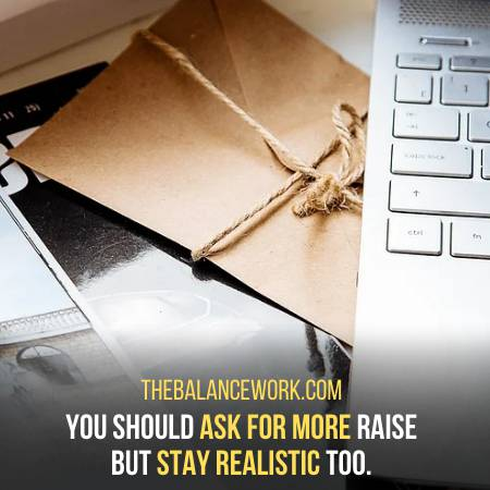 Stay Realistic While You Ask For A Raise