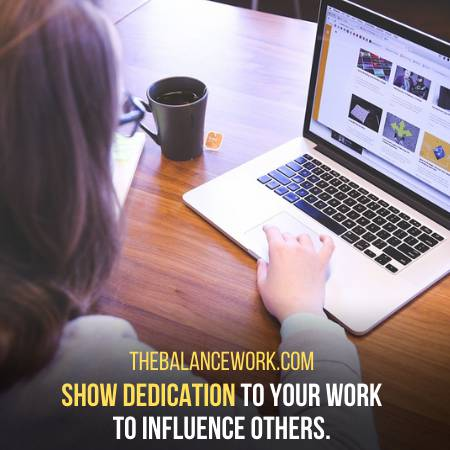 Being At Your Best Will Make You Influence Others