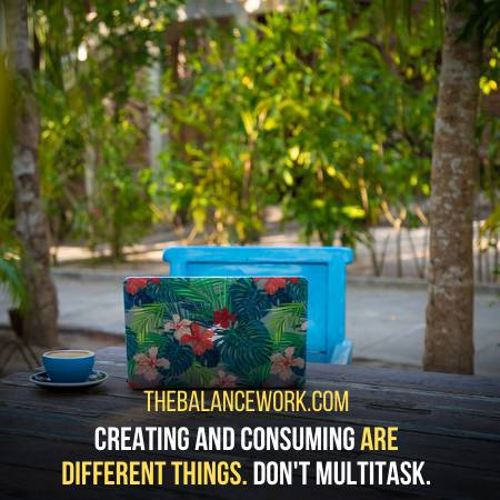 Avoid Multitasking To Save Your Time