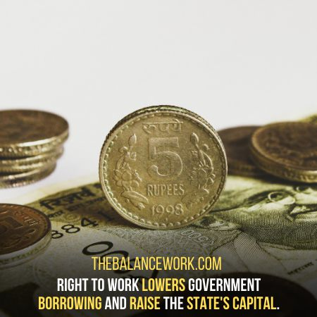 Economic Growth - Right To Work Pros