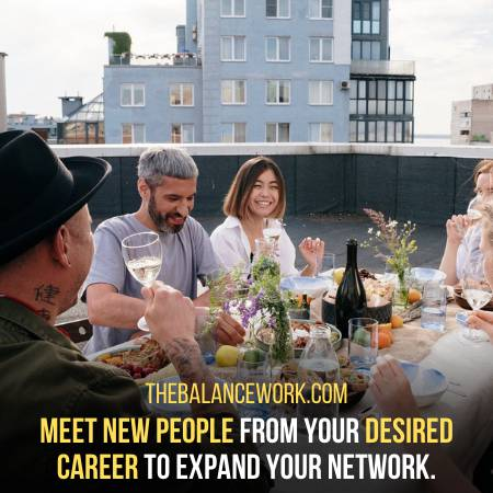 Make Your Network In Industry Strong Enough