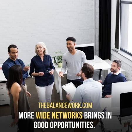 Broaden Your Social Network To Look Into More Opportunities