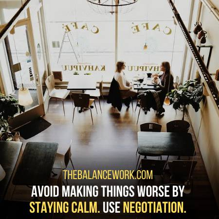 Negotiate To Get A Mutual Solution With Your Boss