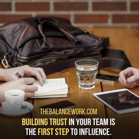 Trust Is An Important Factor In Influencing