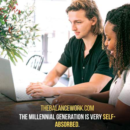 Millennials Work Ethics Comes With Self-Centeredness