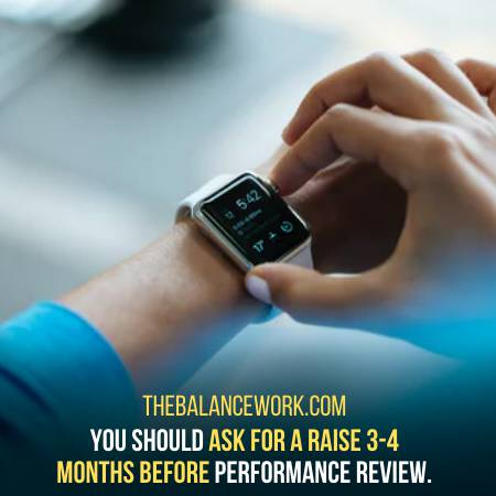Be Mindful Of The Time You Are Asking For A Raise