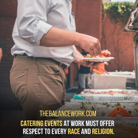 Request HR For Respectable Catering Events For Every Race