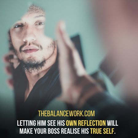 Let Them See Their Own Reflection