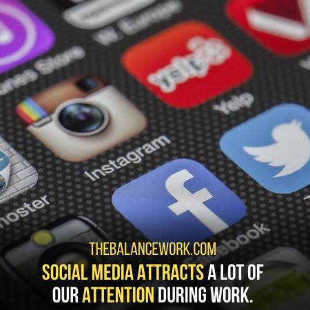 Social Media Consumes The Most Useful Time Of Yours