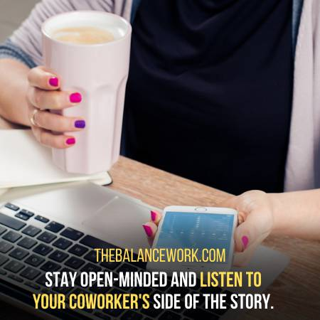 Understand What Your Coworker Is Going Through