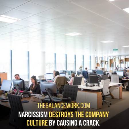 Narcissism Destroys The Company Culture To An Extreme Extent