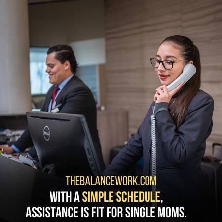 You Can Choose To Work As An Administrative Assistant And Save Time For Kids