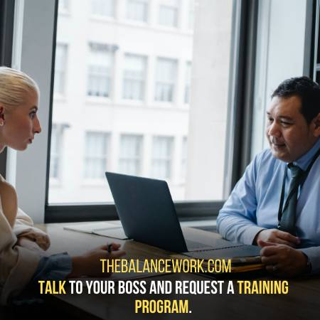 Requesting Your Boss For Training - The One In For All Way