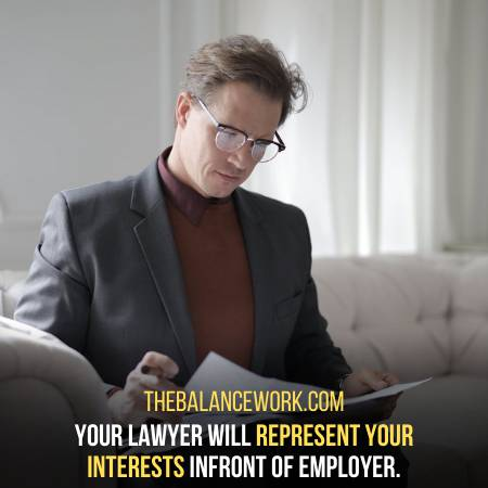 Your Attorney Will Be Your Representative