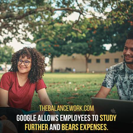 Google Gives Opportunities To Study Further