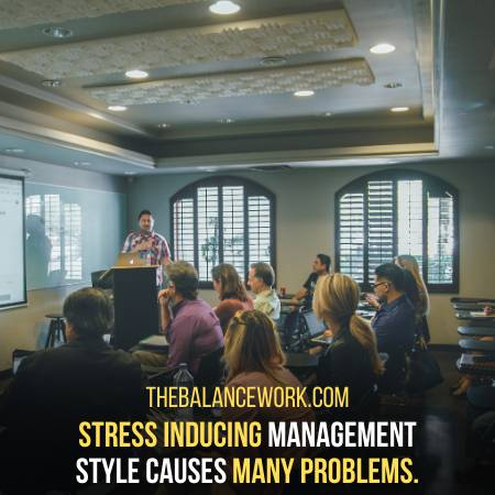 High Stress At Work Is Also A Problem