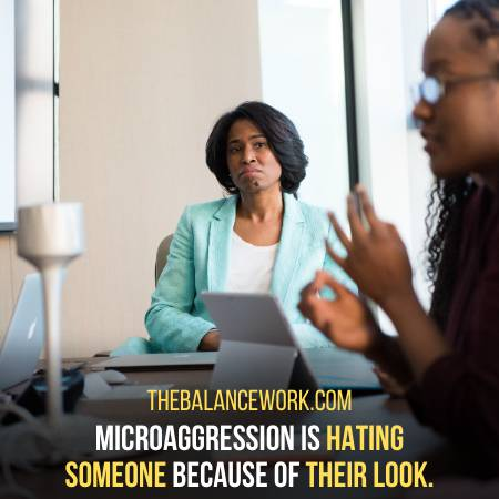 Microaggression In The Workplace