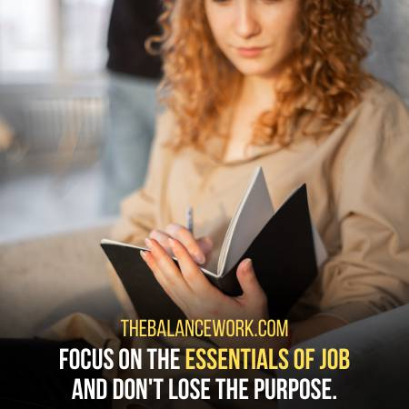 Focus On Your Work While Trying To Get Back At Your Boss