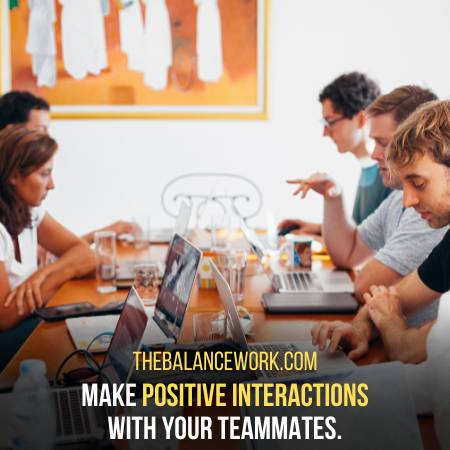 Make Good Relationship With Your Coworkers