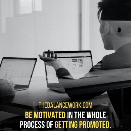 Motivate Yourself To Get Promoted At Work
